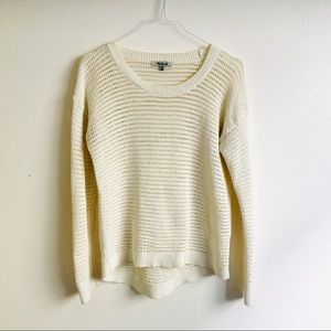 Madewell Knitted Sweater
